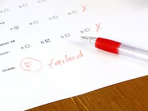 Lesson Learned: How Failing a Test Taught Me So Much - Daily Nurse