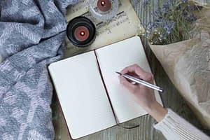 Journaling for Anxiety Relief and Stress