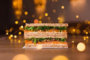 Christmas sandwiches are going very veggie for 2017 | London Evening Standard