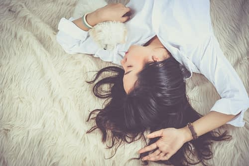 Why You Should Be Sleeping On Your Back