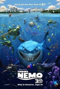 Finding Nemo and Finding Dory