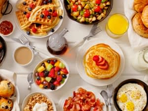 If this is the end of the buffet breakfast, it's not just the toast I'll miss | Coronavirus | The Guardian