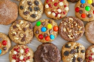 Crazy No-Bake Cookies Recipe: One No Bake Cookie, Endless Flavors!